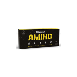 Amino Build Elite 120 caps