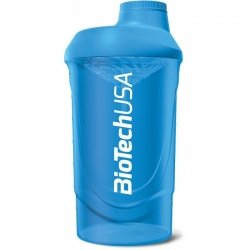 Shaker wave 600 ml azul