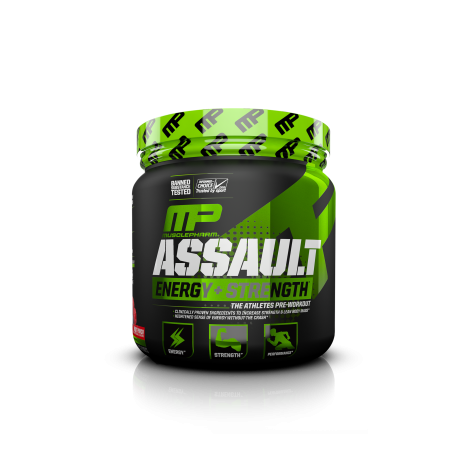 MusclePharm Assault Sport Series 345 gr