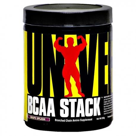BCAA Stack 250 gr (BCAA + Glutamina)