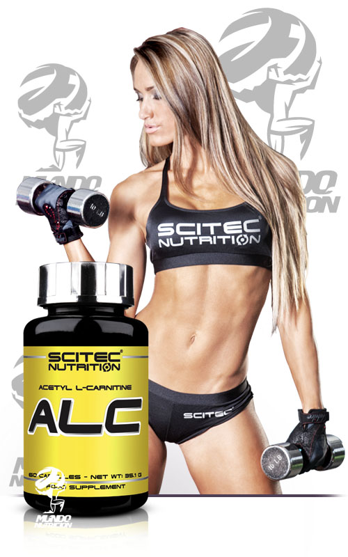 ALC Scitec Nutrition. MundoNutricion.es