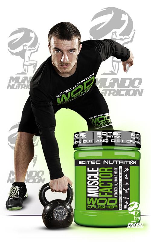 Muscle Factor MundoNutricion.es