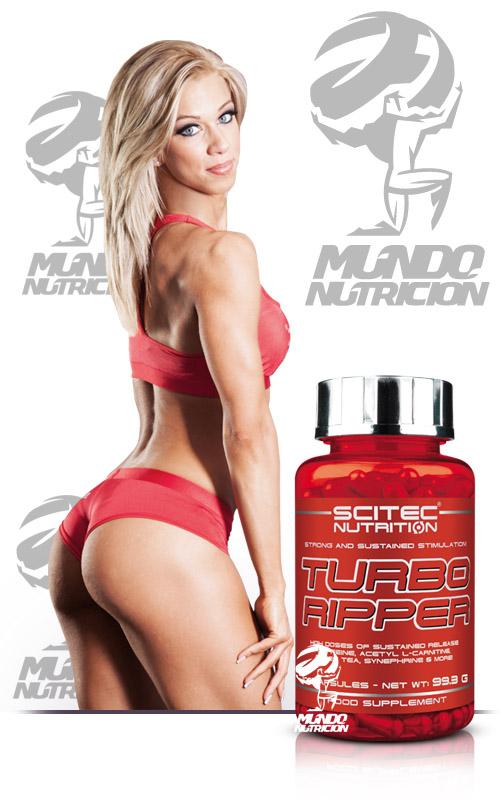 Turbo Ripper Scitec Ntrition. Mundo Nutricion