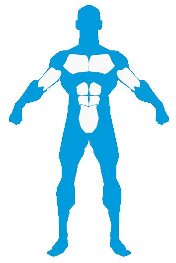 Entrenamiento pecho biceps abdomen MundoNutrición.es