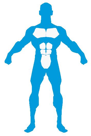 Entrenamiento pecho y abdomen MundoNutrición.es