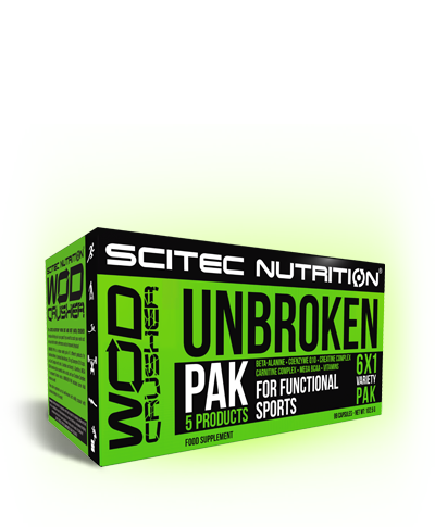 Unbroken Pack