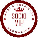 Socio VIP MundoNutrición.es